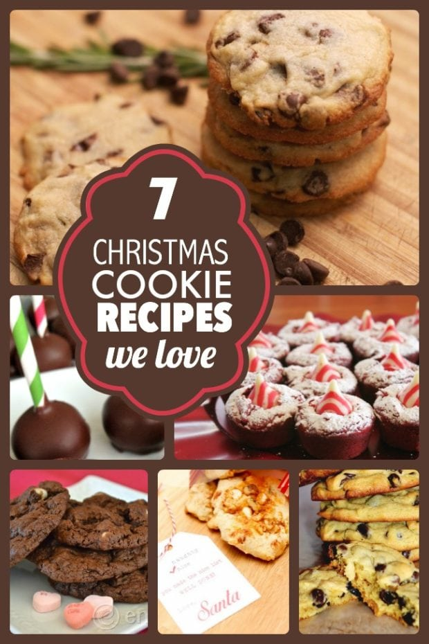 7 Favorite Christmas Cookie Recipes MomsCheckIn  Spaceships and Laser Beams