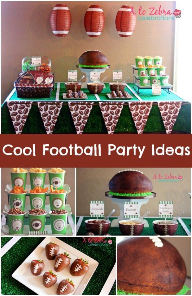 Football Cake Decorating Supplies