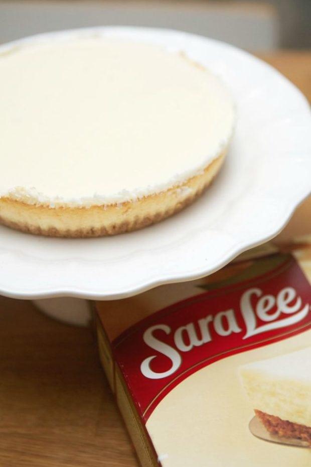 Sara Lee Frozen Cheesecake