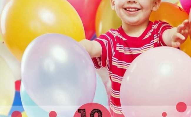 10 Boy S Birthday Themes You Ll Love Spaceships And