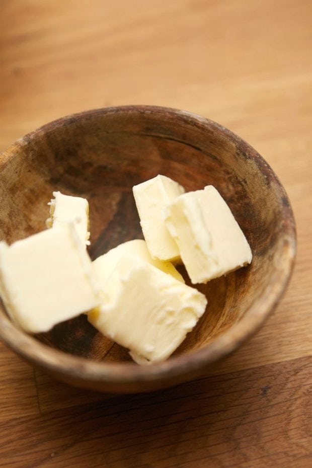 Real Butter for Dessert