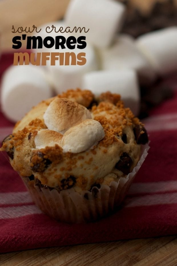 kitchen apron for kids ideas islands easy s'mores muffins recipe you can bake with your ...