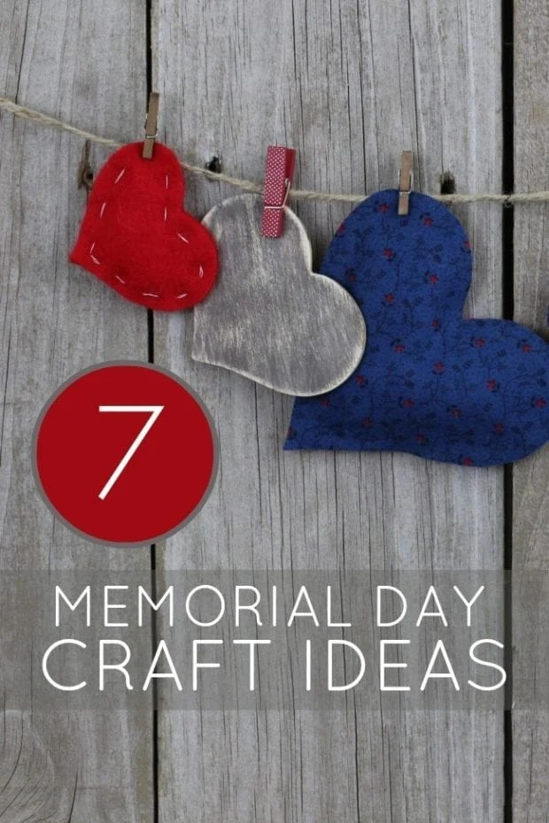 7 Patriotic Crafts for Memorial Day  Spaceships and Laser Beams