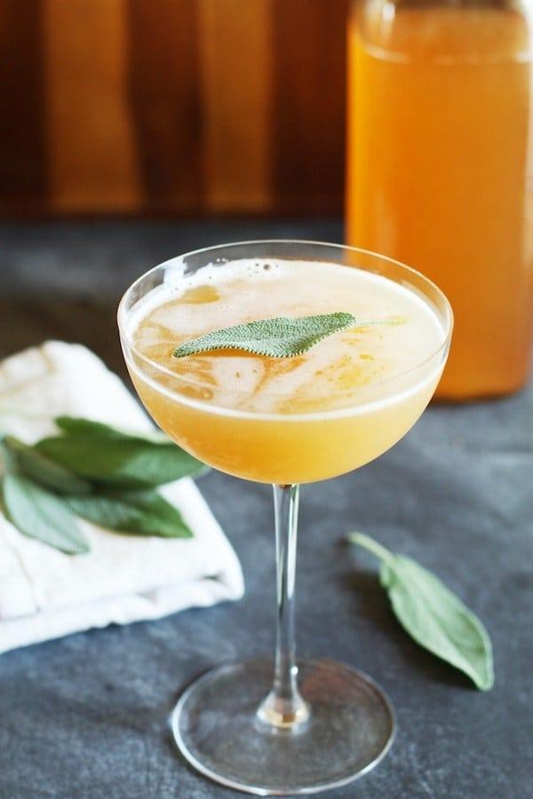 Peach Mocktail