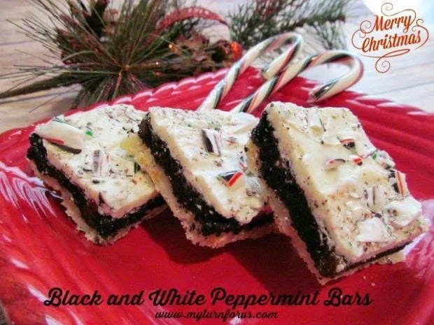 chocolate pepperming bar