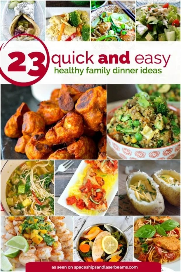 Quick And Easy Dinner Party Ideas