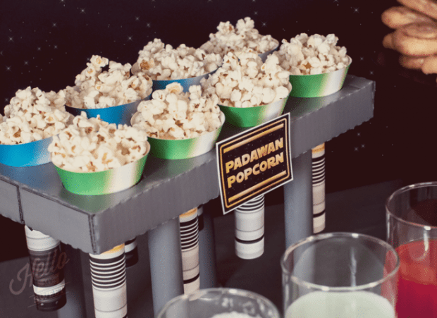 Star Wars Printable Treat Cones