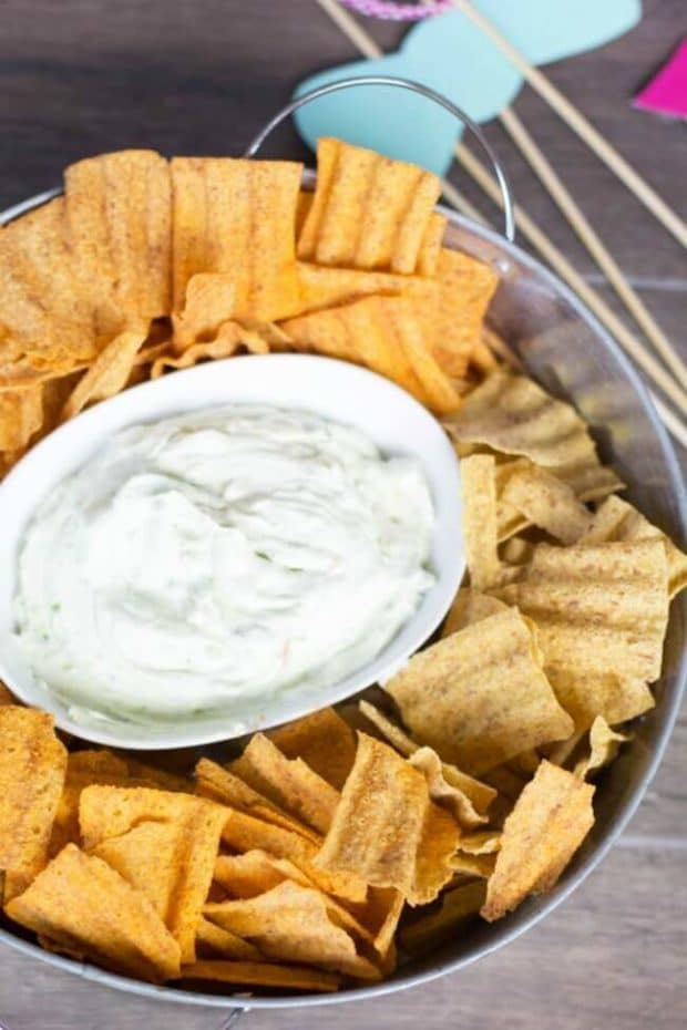 Dip Recipe for Sun Chips