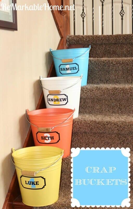 Crap Buckets