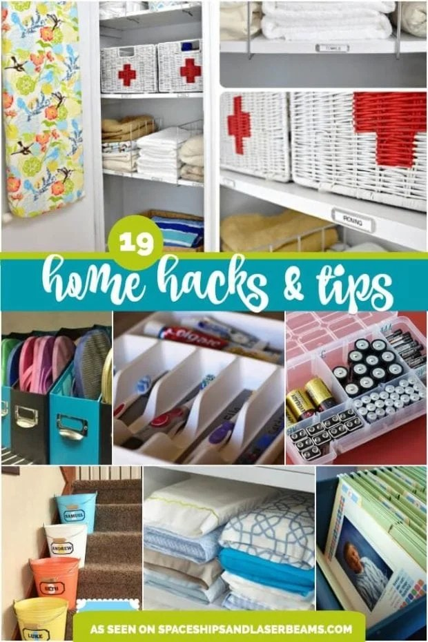 19 Amazing Home Organization