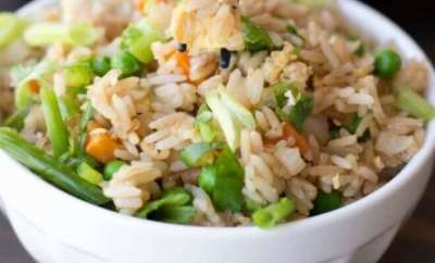 Better Than Take Out Egg Fried Rice