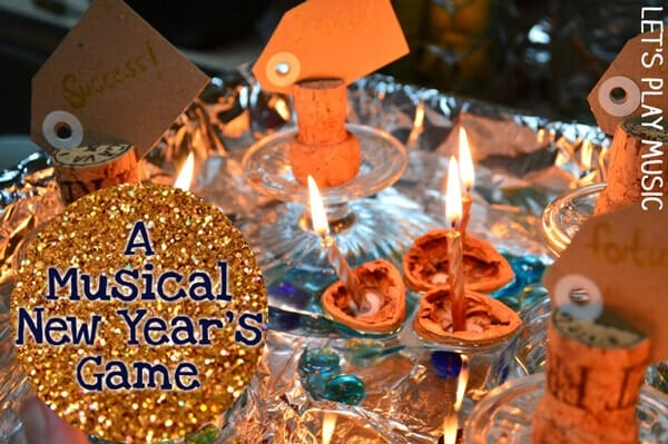 A Musical New Year's Eve Game