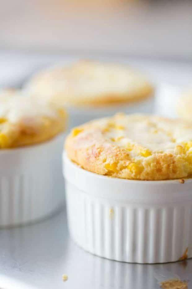 Easy Corn Casserole with Cheese Recipe
