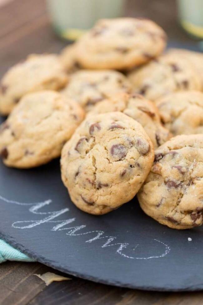 Plateful of Doubletree Cookies