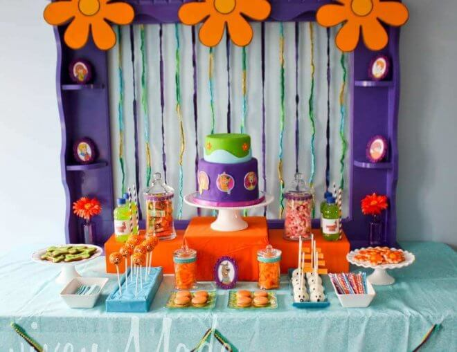 18 Sensational Scooby Doo Party Ideas  Spaceships and