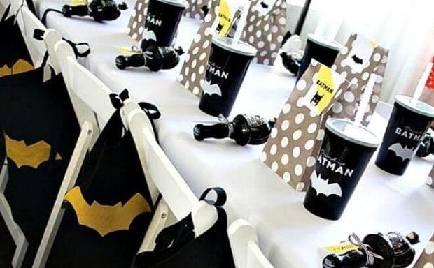 22 Batman Birthday Party Ideas Spaceships And Laser Beams