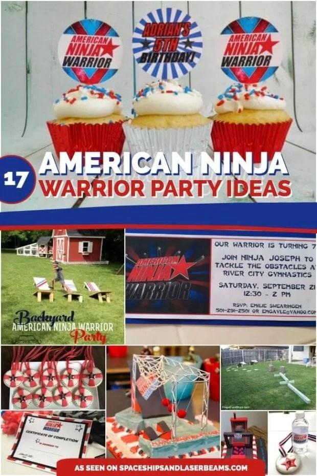 17 american ninja warrior
