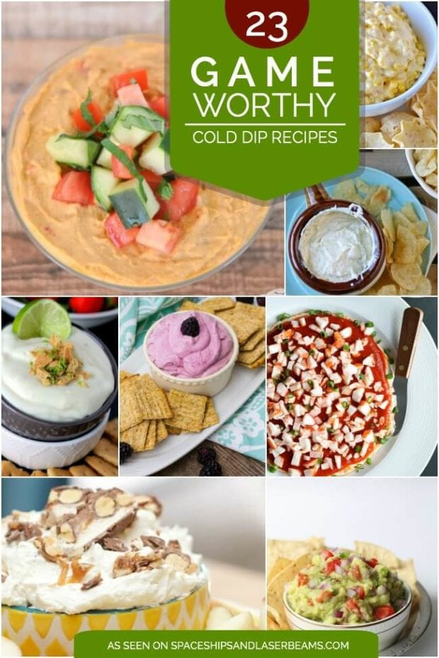 Cold Dip Recipe Ideas
