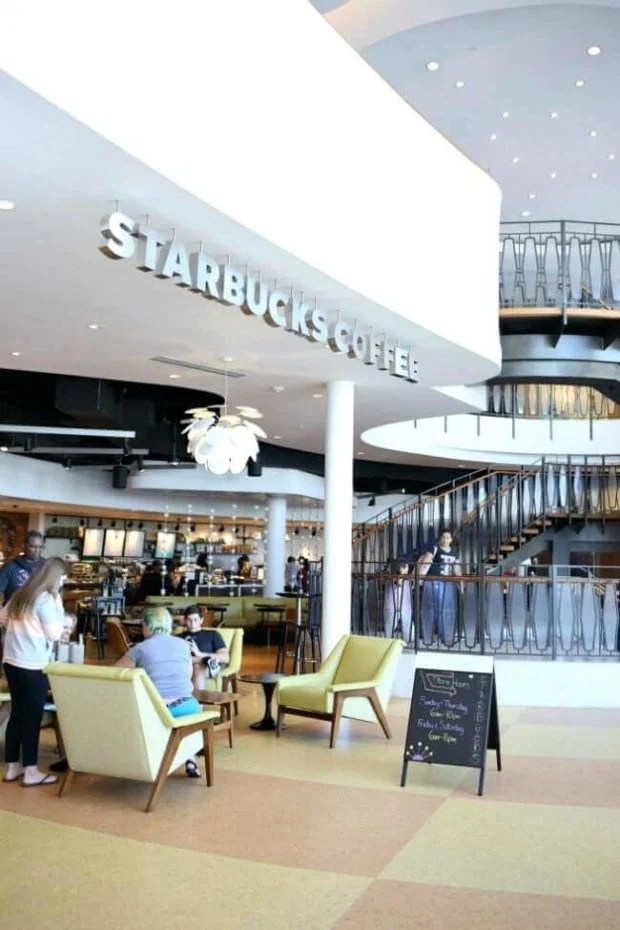 Starbucks at Universal's Cabana Bay Beach Resort