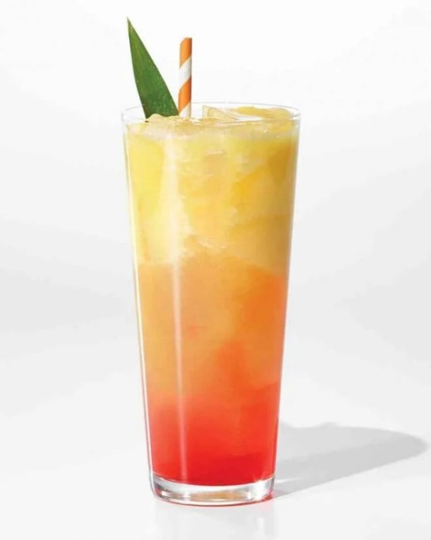 Pineapple Guava Mocktails