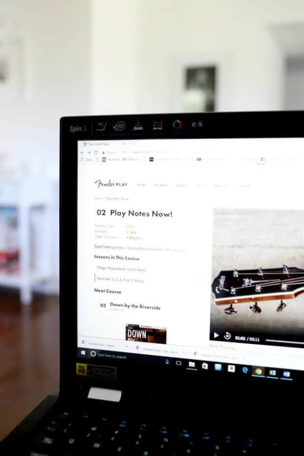 Fender Play Review