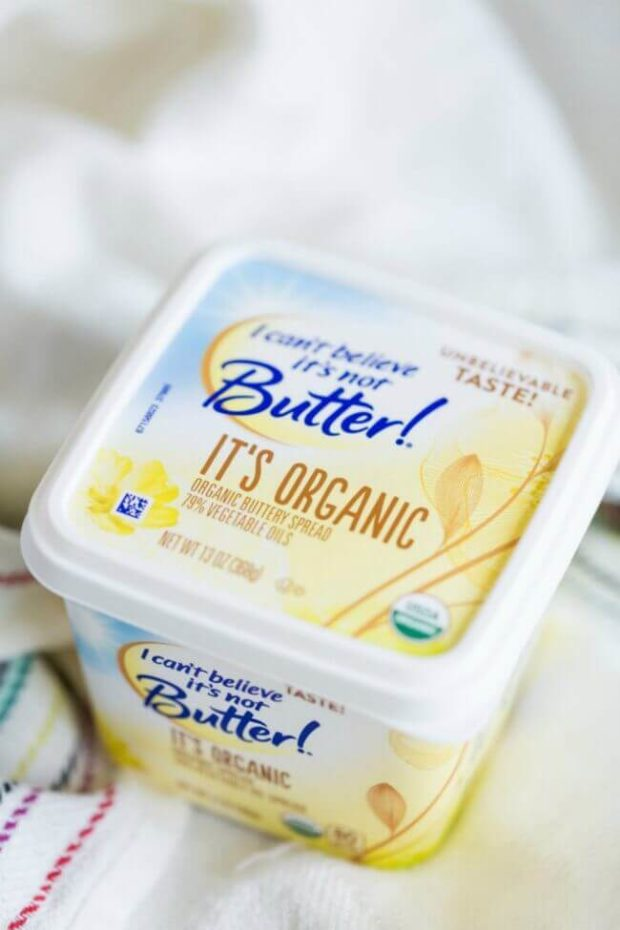 I Can't Believe It's Not Butter Organic
