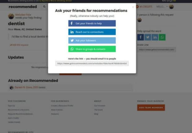 How to Use Recommended