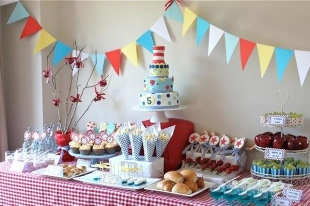 20 Dr Seuss Birthday Party Ideas Spaceships And Laser Beams