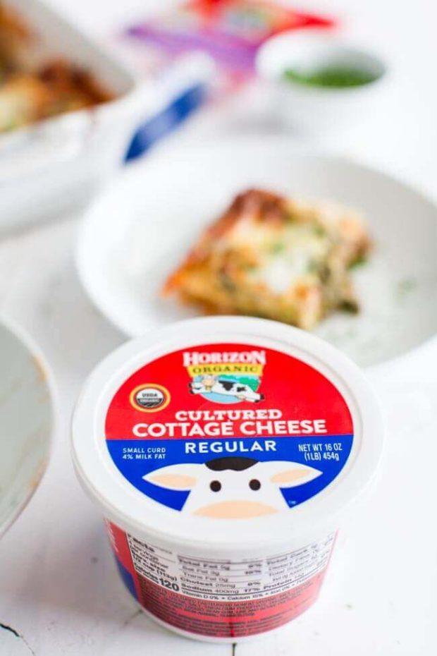 Horizon Organic Cottage Cheese