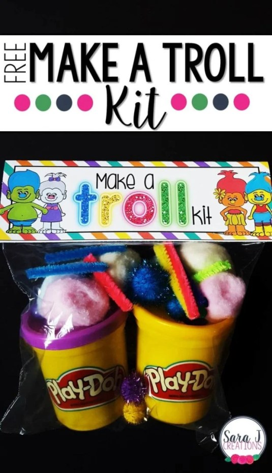 Make a Troll Kit