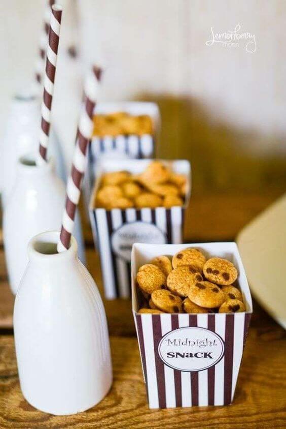 Midnight Milk & Cookies