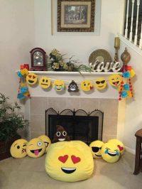 21 Trendy Emoji Party Ideas - Spaceships and Laser Beams