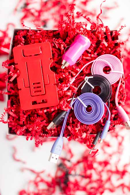 Phone Charger Gift Set