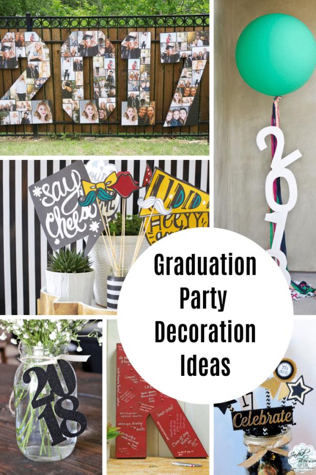 19 Graduation Party Decoration Ideas