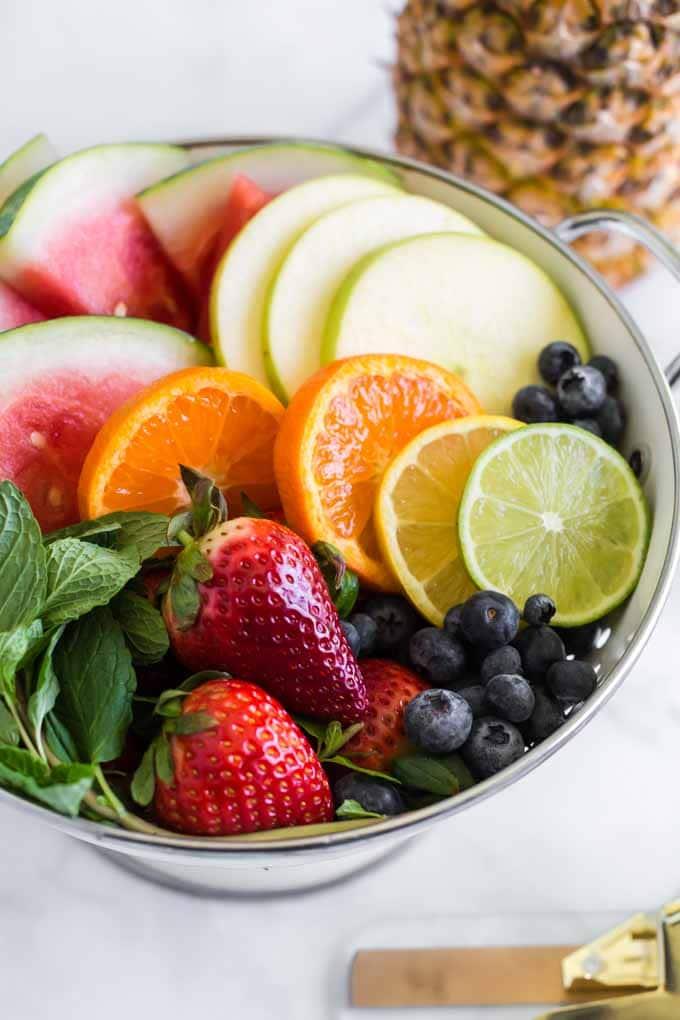 Fresh Fruit for Water