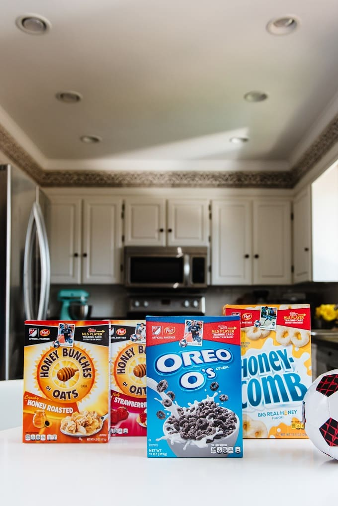 Best Cereals for Snacks