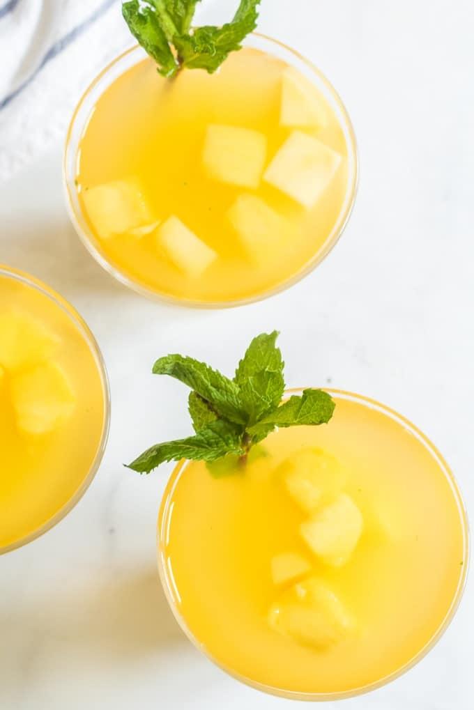Best Mango Mint Mojito