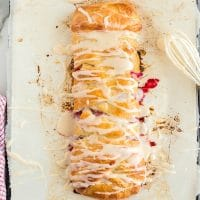 Best Cherry Breakfast Braid Recipe