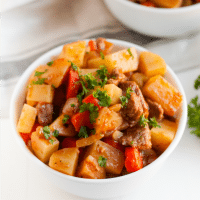 Best Ever Instant Pot Beef Stew