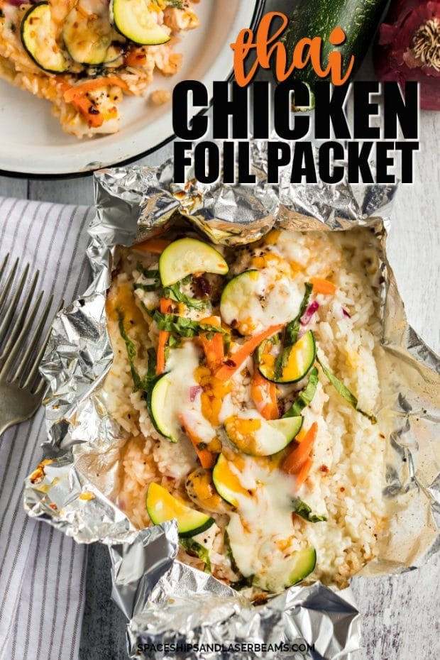 CHICKEN FOIL PACKET