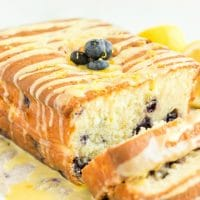 Best Lemon Blueberry Bread Recipe