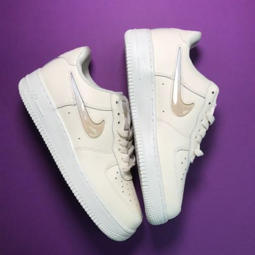 Женские кроссовки Nike Air Force 1 Low Jewel Beige • Space Shop UA