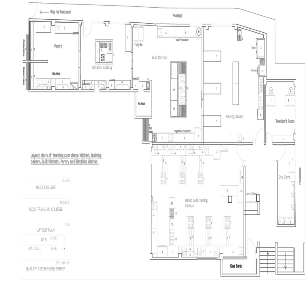 medium resolution of restaurant kitchen diagram