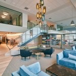 Spacestor Workspace Of The Week Boston Consulting Group Offices Seattle