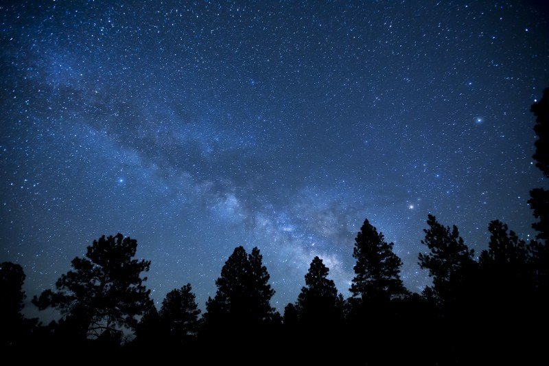 Stargazing in Seattle: North of Seattle