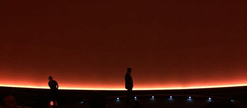 Space Activities in San Francisco: Cal Academy of Sciences Planetarium