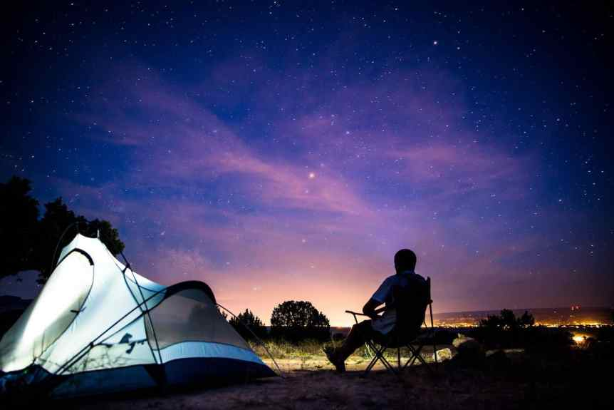 Stargazing in Denver: Camping