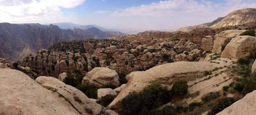 Stargazing in Jordan: Dana Biosphere Reserve