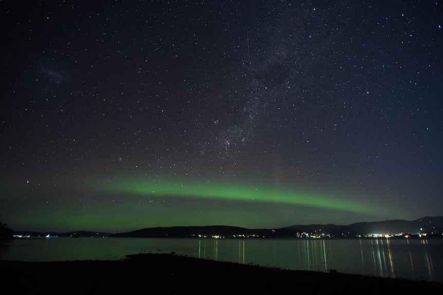Aurora in Tasmania - Howden - Will Standring - Flickr