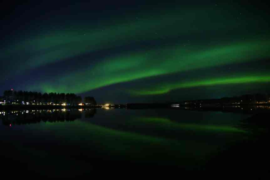 How to see the Northern Lights in Sweden